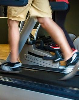 Hastigheten på ett löpband är en viktig funktion